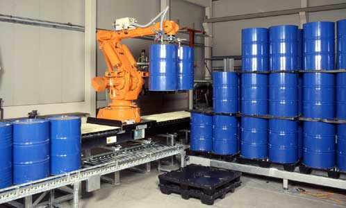 Feige Filling Technology Asia Pacific Pte Ltd Type Robot